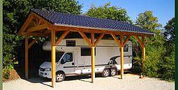 CarportUnion - Carports und Holzkonstruktionen Europaweit|Carports|Spezialanfertigung