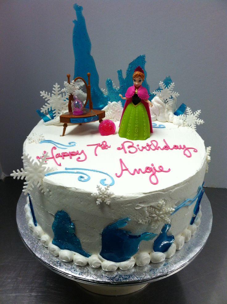 17 Best ideas about Frozen Cake Decorations on Pinterest ...