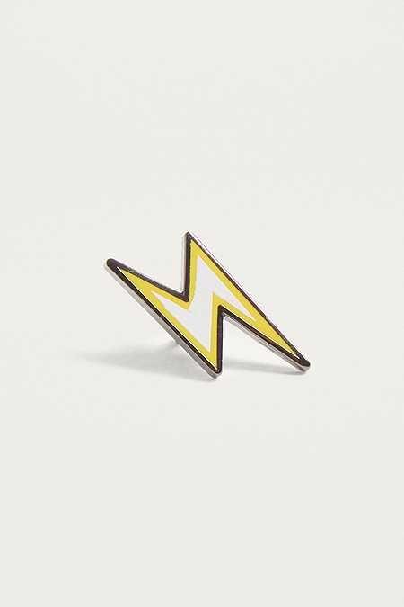 """Pintrill – Anstecknadel """"Lightning Bolt"""""""