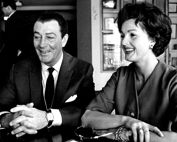 robert taylor and wife ursula thiess ursula thiess