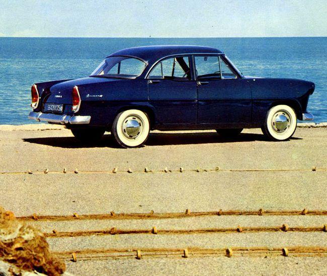 SIMCA Ariane 1958