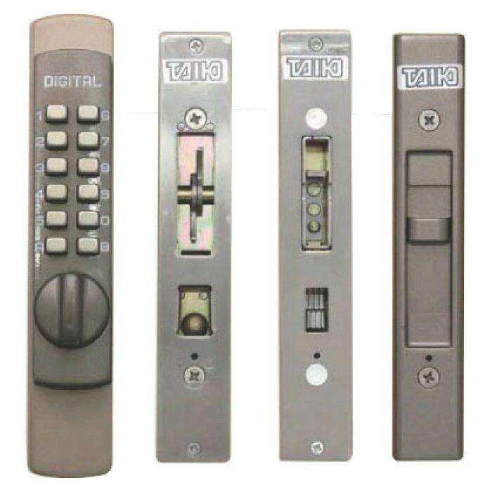 楽天市場 暗証番号式引き違い戸錠 鍵 デジタルロック P900 引戸