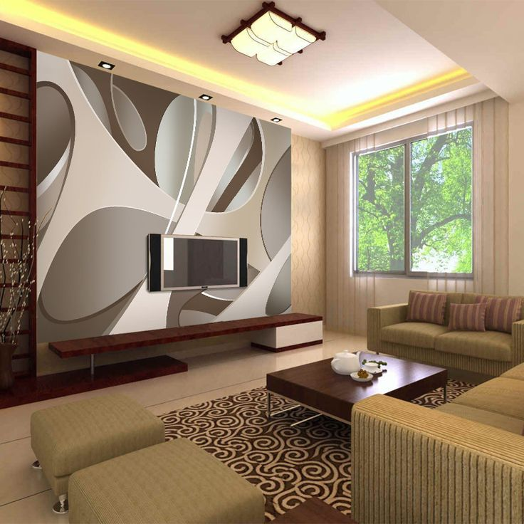 Las 25 mejores ideas sobre papel tapiz 3d en pinterest for Mural para pared dormitorio