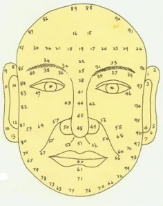 TCM: Chinese Face Reading. This amazed me how accurate it is. Fire characteristics.