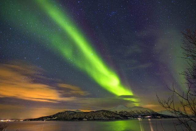 (Credit-Getty Images) Spectacular ways to see the Northern Lights this autumn: Northern lights / Aurora landscape in Norway: Tromsø is a terrific location for a thrilling and varied autumn Northern Lights holiday. You can discover the Norwegian city's cosmopolitan charms before embarking on a guided RIB (rigid inflatable boat) adventure, surrounded by breathtaking scenery, with ample chance for wildlife spotting, including many whale species. Head to the Lyngen peninsula of steep…