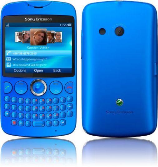Sony Ericsson Ck13i (modrý)