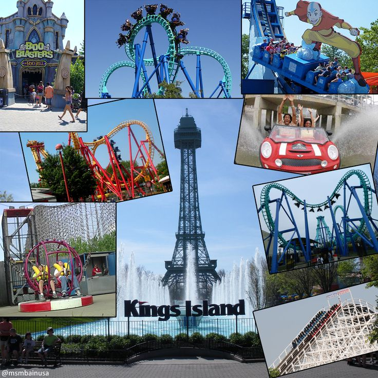17 Best Images About Kings Island On Pinterest Hanna