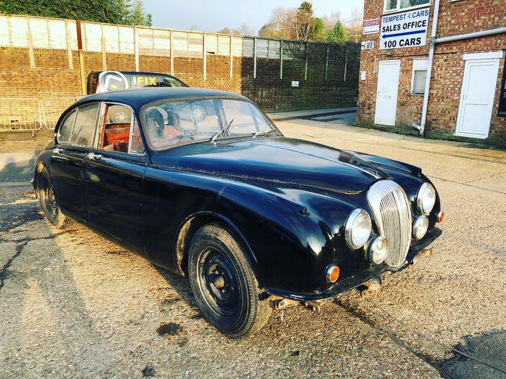 eBay: 1964 Daimler V8 250 classic car restoration unfinished project