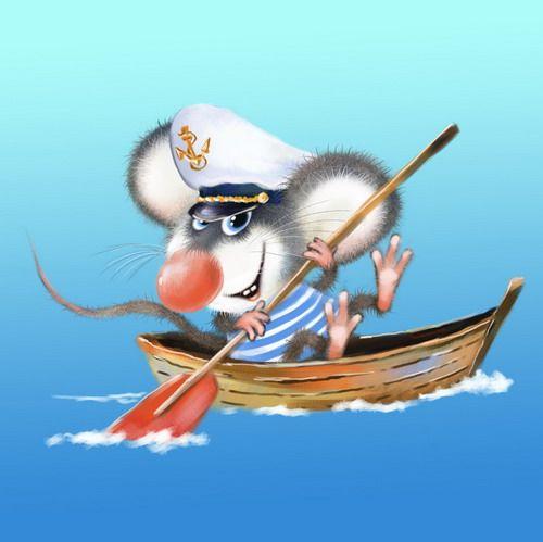 Картинка с добрым утром морячок