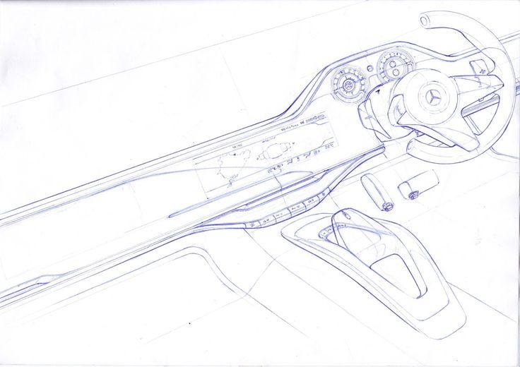 Mercedes+doodle.jpg (1600×1131)