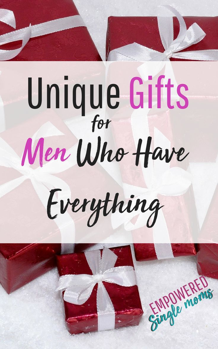 Are You Looking For A Christmas Or Birthday Gift For Men Who Have