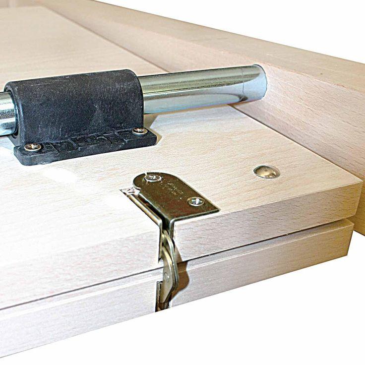 1000 images about bisagras ocultas para puertas y mesas - Herrajes para mesas plegables ...
