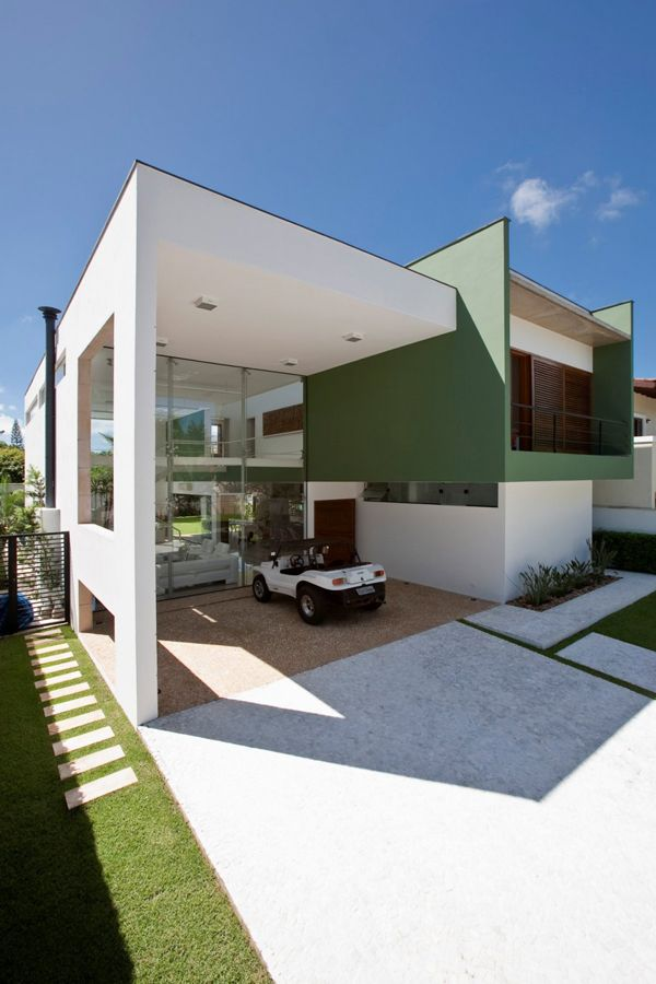 An Oasis Of Relaxation Acapulco House In Sao Paulo Brazil