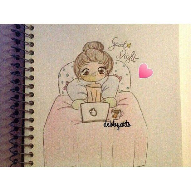 .Debby Cullen | Good night ♡