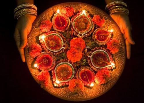 Happy Diwali Text 2016 SMS for Parents Messages in Hindi English