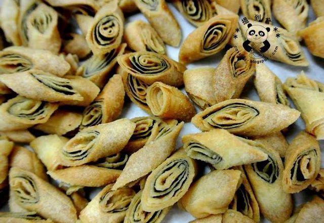Crispy Nori Roll (Crispy Seaweed Rolls)
