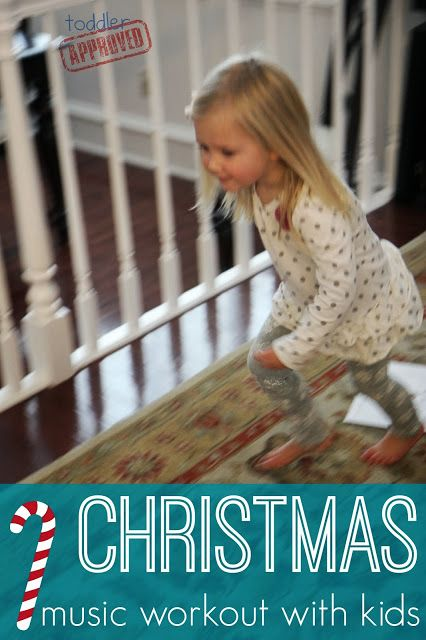 Christmas Music Workout with Kids