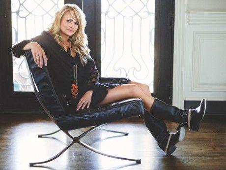 Blake Shelton on Miranda Lambert