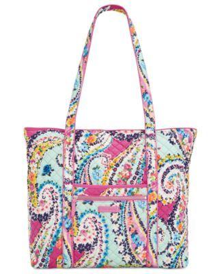 632ede9027 Vera Bradley Iconic Vera Large Tote - Handbags   Accessories - Macy s