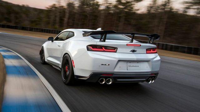 2020 Chevy Camaro Design Engine And Price Kendaraan Mobil