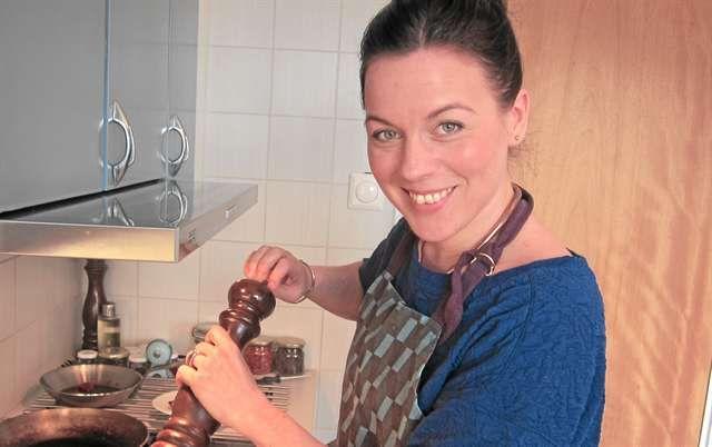 Så lagar du mästerkocken Sandra Mastios köttfärssås - DN.SE