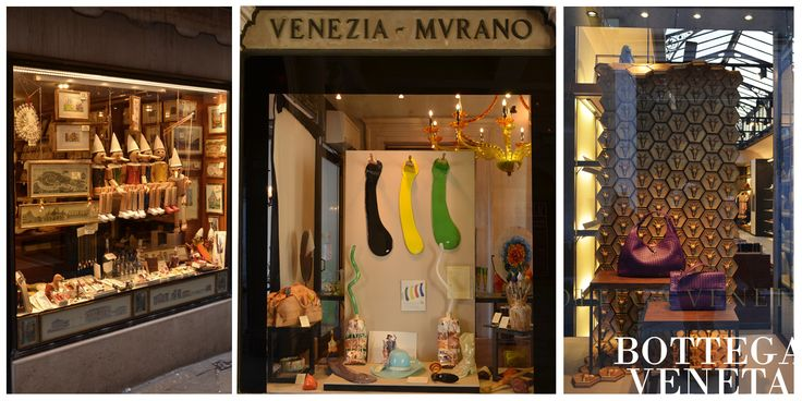Venice –The world of showcases. February, 2015