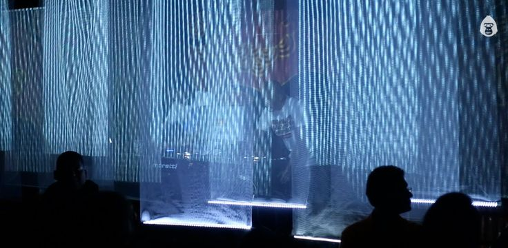 The Light Box 1.0 by Vj Gorilla [Video Mapping + Madlight Led Lights]