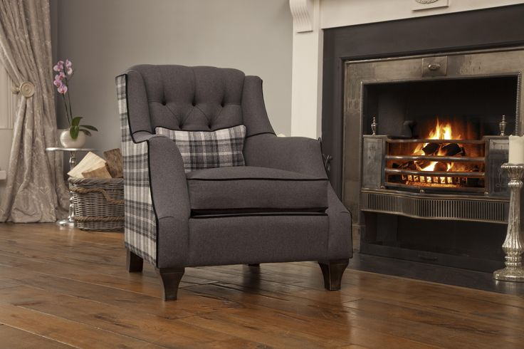 The Ripley is an occasional chair that will complement any of our sofa ranges. Fully sprung throughout the arms, back and seat cushions with our patented spring technology, your chair will stand the test of time and provide you years of endless comfort.
