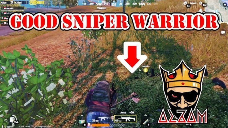 Very Good Sniper | PUBG MOBILE Gameplay PC (Emulator) #pubg