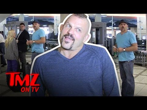 Chuck Liddell Says He's Up For The Challenge Of Protecting Donald Trump | TMZ TV