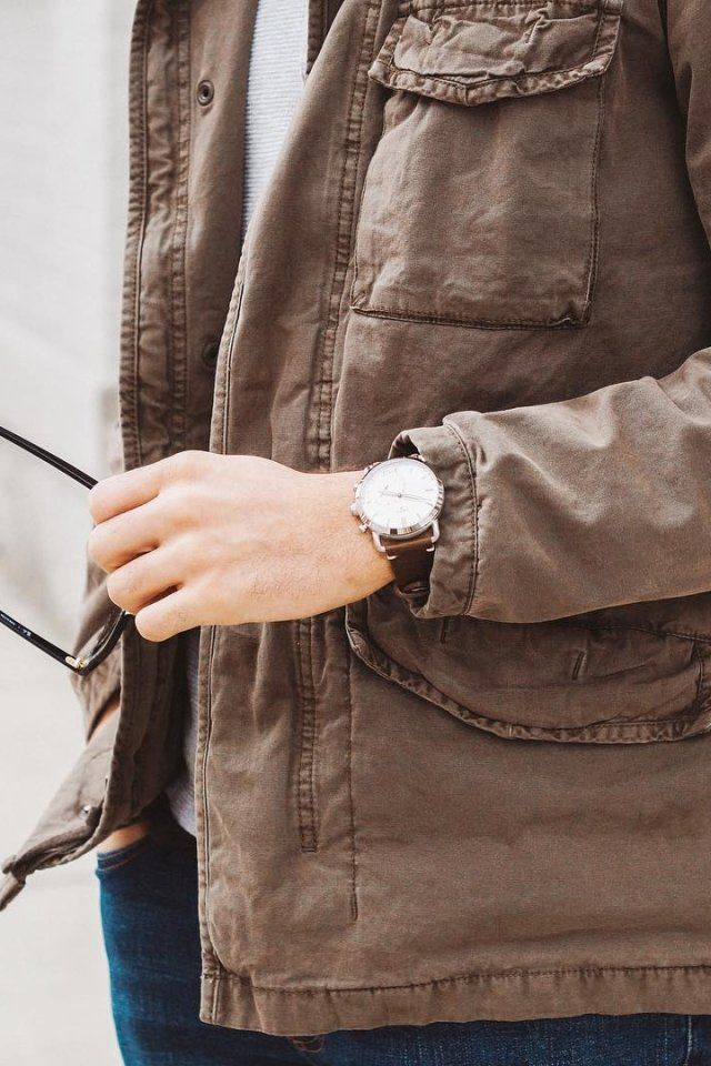 1b5b09f5e All about this classic mean's look featuring the Commuter Chrono watch. via  @ sally_evans