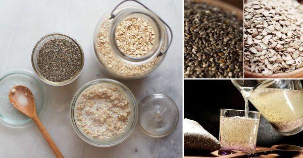 La combinación de estos dos alimentos explota de nutrientes y beneficios. Consumir chía y avena juntos significa incorporar un suplemento alimenticio completo que además te ayuda a bajar de peso ya...