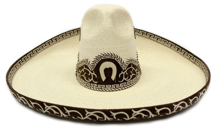 "7"" (MX 56) Sombrero Charro"