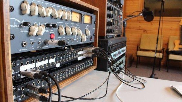 Recording Studio, Margate Tasmania | Creative Spaces