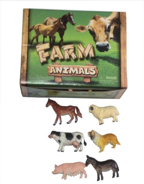 WC Ζώα Φάρμας 4
