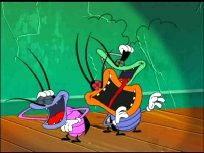 8 best Oggy And The Cockroaches images on Pinterest  Cartoon