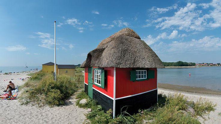 Fyn er omgivet af 96 øer - oplev b.la. det Sydfynske øhav, Samsø, mfl. #visitfyn #fairytalefyn #denmark