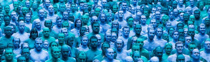 Spencer Tunick #seaofhull