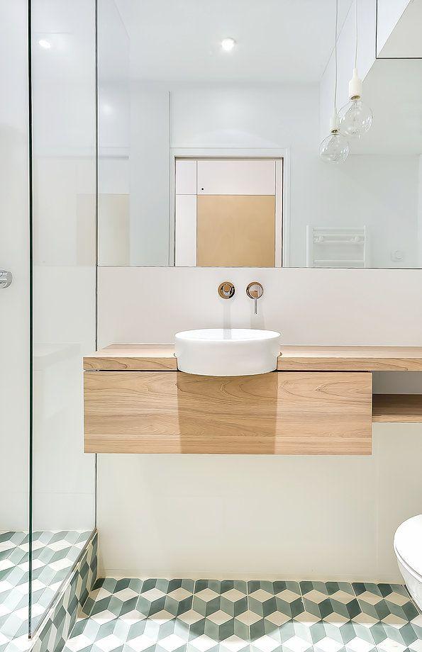 Meer dan 1000 idee n over kleine gast badkamers op pinterest kleine damestoiletten - Architect binnen klein gebied paris ...