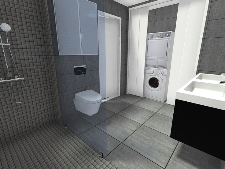 Bad/vaskerom – Prosjekt 1963   Nr14 Interiørhjelp