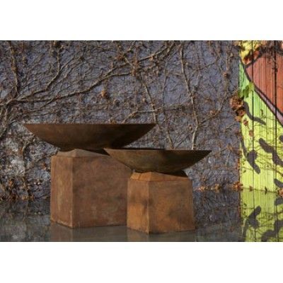 The inclusion of our stunning Wok into your landscaping will provide a
