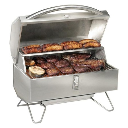 I pinned this Walden Portable Grill from the Tasteful Tailgating event at Joss and Main!
