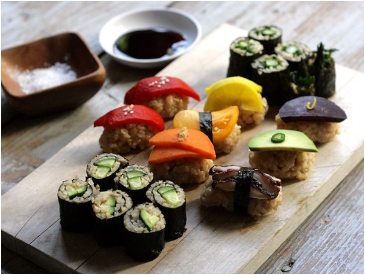 18 Best images about Recipes: Sushi on Pinterest | Teriyaki chicken, Dragon roll and Sushi recipes