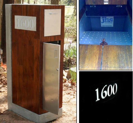 solar - Modern Mailboxes