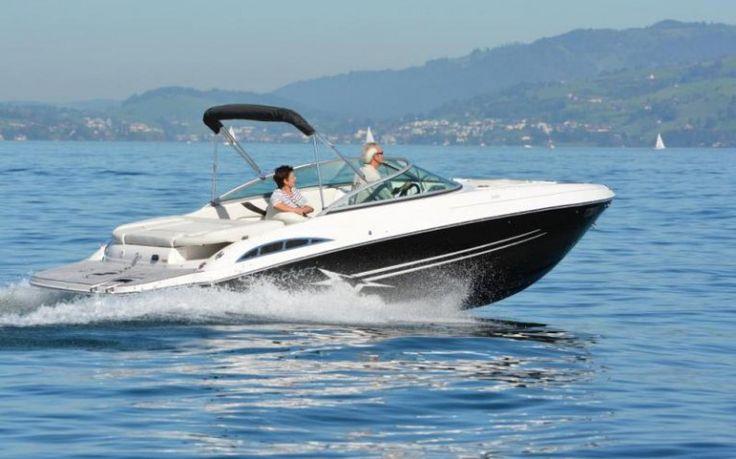 Starcraft 2321 STARCRAFT 2321 Neuer Bowrider, Ideal für Wassersport, zum Trailern oder für schmale Bootsplätze. Das Boot ist voll ausgestattet, luxuriös aber erschwinglich! ... Preis: CHF 71.000,- Bodenseezulassung:Ja Jahrgang:2014 Breite:2.59 m Angebot:Neuboote, Vorführboote Länge:7.11 m Typ:Sportboot, Bowrider, Wasserski