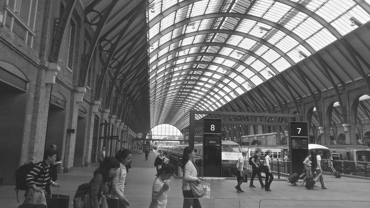 Kings Cross, London