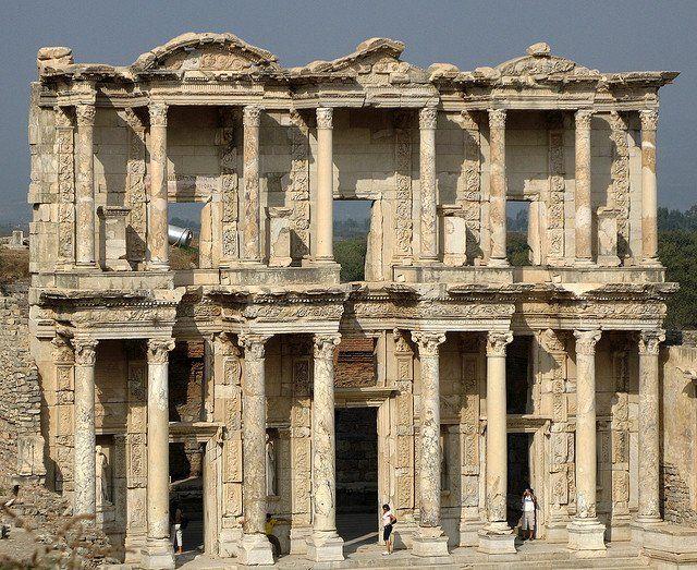 Biblioteca de Pérgamo