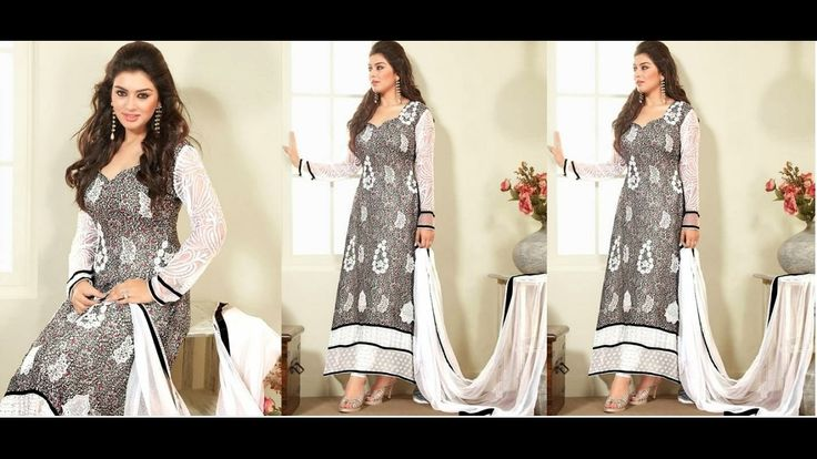 Asian and Indian Salwar Kameez Collection 2017 Catalogue
