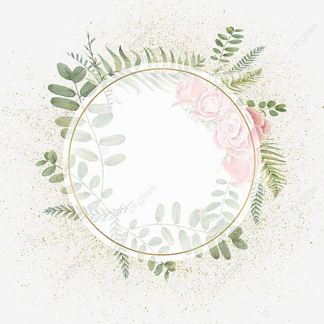 Gambar Bunga Bulat Di Sekitar Perbatasan Pernikahan Clipart Perbatasan Bunga Bulat Bunga Bunga Png Transparan Clipart Dan File Psd Untuk Unduh Gratis In 2021 Flower Border Clipart Wedding Borders Wedding Border