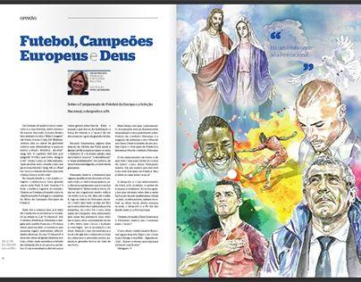"""Check out new work on my @Behance portfolio: """"Ilustração """" Futebol, Campeões Europeus e Deus"""""""" http://be.net/gallery/43002801/Ilustracao-Futebol-Campeoes-Europeus-e-Deus"""